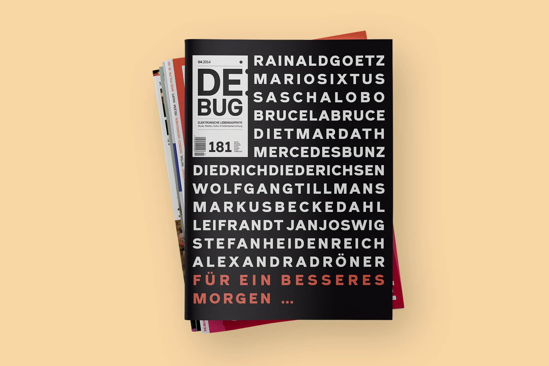 De:Bug Magazine